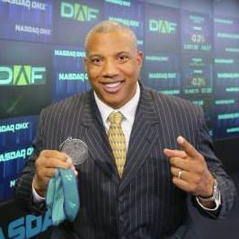 John Register NASDAQ Silver Medal