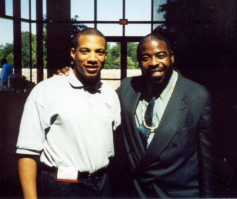 John and Les Brown