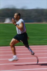 John Register running