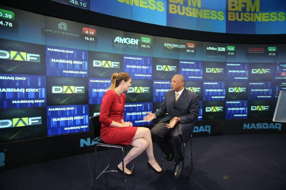 John Interviews for the NASDAQ