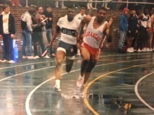 Penn Relays 1987. Yes we won!